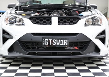 GTSW1R Number Plate