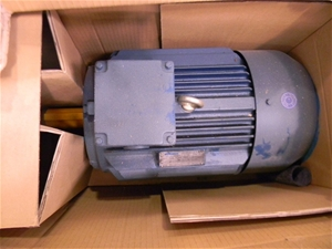 Electric Motor Monarch Brand 3 Phase Induction Motor