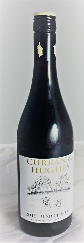 Curran and Hughes Pinot noir 2015 (6 x 750 mL) Barossa Valley, SA