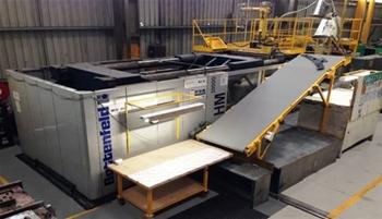 1000 Tonne Injection Moulding Machine