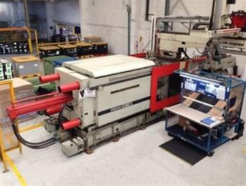 660 Tonne Injection Moulding Machine