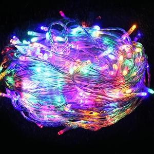 Christmas String Lights 100m - Rainbow