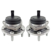 Pair Front Wheel Bearing Hubs Holden Commodore VE