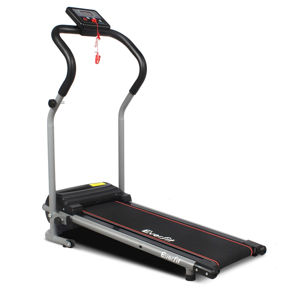 Everfit Treadmill 6 Speed Home Gym Exercise Machine Equipment