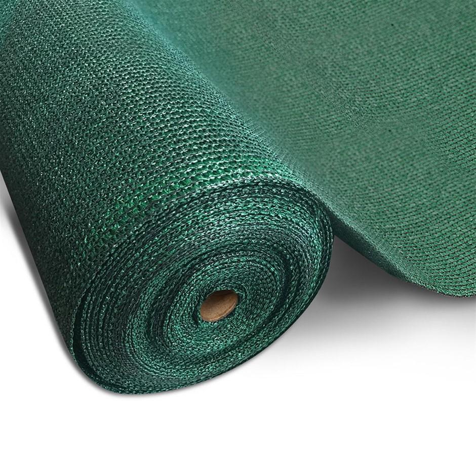 Instahut 1.83 x 10m Shade Sail Cloth - Green