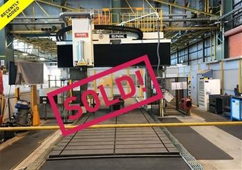 SNK CNC PLANO-MILLING MACHINE