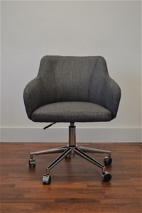 Davis Fabric Executive Office Chair - Ch