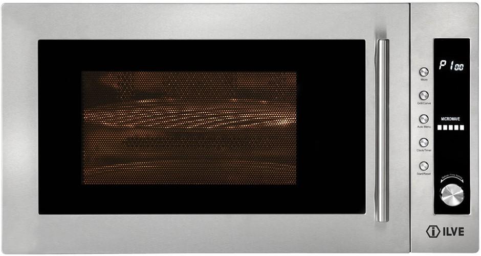 ILVE 31L Microwave 900W (IVFSM34X)