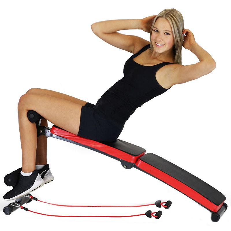 Powertrain Incline sit-up bench