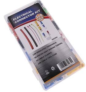 JMV 308pc Auto Electrical Connector Kit