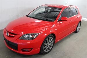2006 Mazda 3 MPS Luxury BK Manual Hatchback 166,106kms Auction (0001 ...
