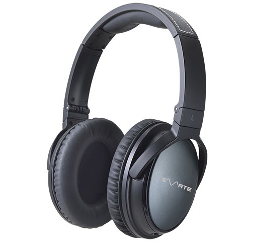 SMATE SMPSHPNC1 Active Noise Cancelling Wireless & Bluetooth Headphone