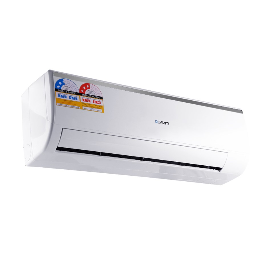 Devanti 2.7KW Split System Air Conditioner