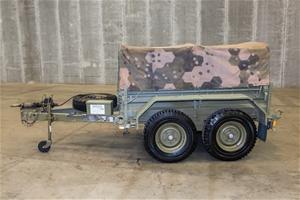 Haulmark PT2-2 Dual axle Cargo Trailer 1