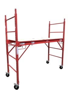 Mobile Safety High Scaffold / Ladder Too