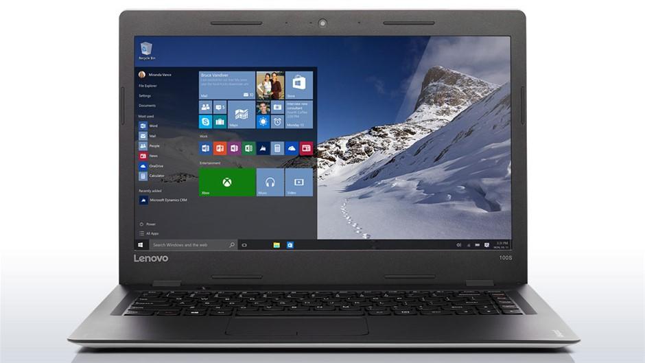 "Lenovo IdeaPad 100S-14IBR 14"" Notebook/Cel N3060/4GB/128GB SSD"