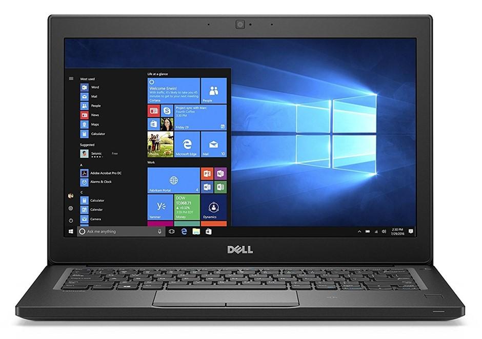 Dell Latitude 5590 15.6-inch Notebook, Black