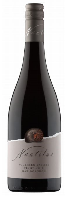 Nautilus Pinot Noir 2015 (6 x 750mL), Marlborough, NZ.