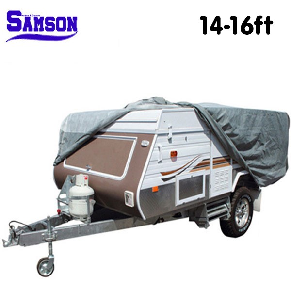 Samson Heavy Duty (4 Layer) Trailer Camper Cover 14-16ft
