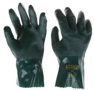 12 x MSA Metaguard PVC Heavy Duty Gloves