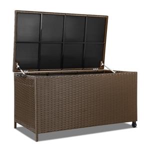 Gardeon 320L Outdoor Wicker Storage Box