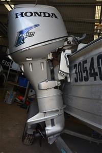 4 Stroke Outboard Motor, Honda, 2001 (Po
