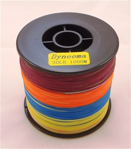 buy 30 pound breaking strain braid fishing line 1000