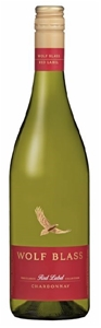 Wolf Blass Red Label Chardonnay 2018 (6