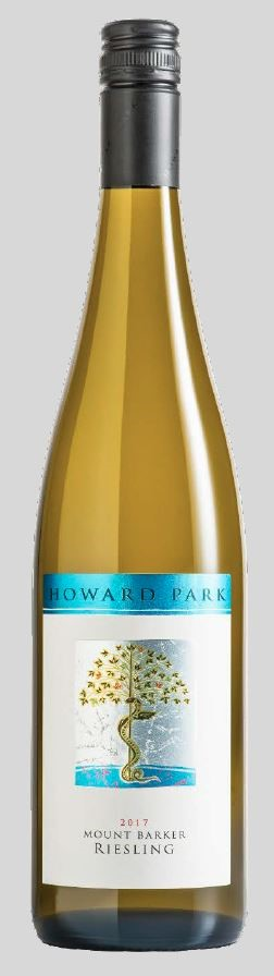Howard Park `Mount Barker ` Riesling 2017 (6 x 750mL), Mt Barker, WA.