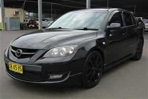 2006 Mazda 3 MPS BK Manual Hatchback Auction (0001-10001192 ...