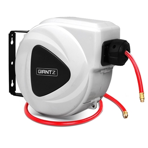Giantz 10m Retractable Air Hose Reel