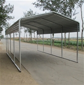 Unused Single & Double Carports