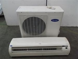 Carrier Split System Air Conditioner Auction 0059