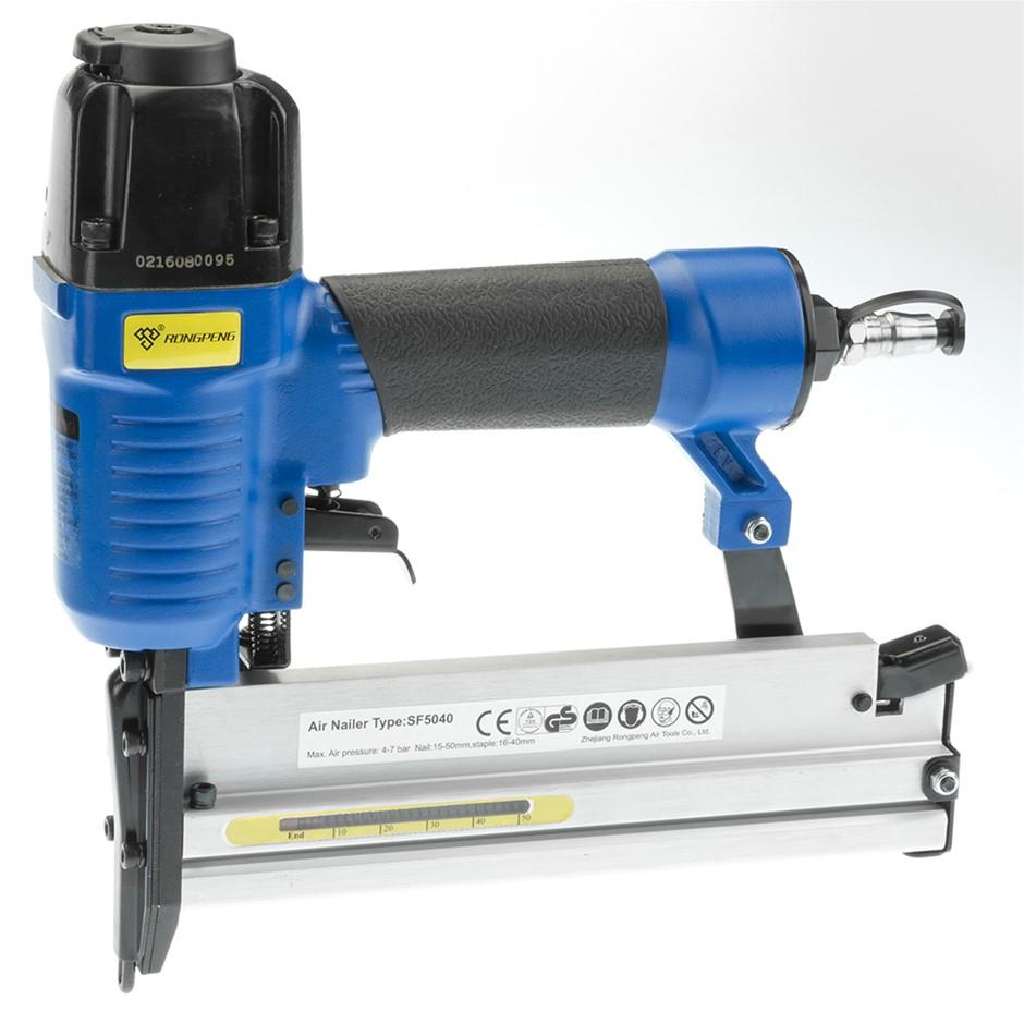 Brad Nail Stapler Combo Nailer Air Tool Guns