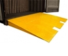 7000kg Cargo shipping container loading ramp