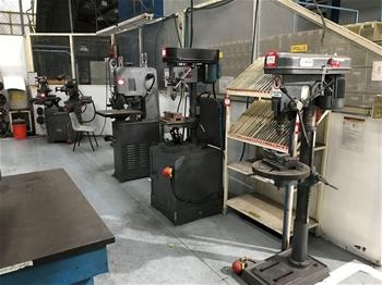 Workshop Maintenance Equipment