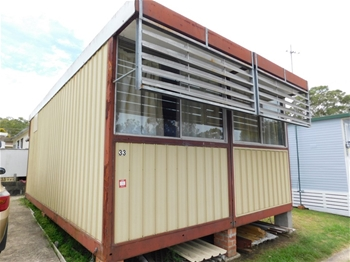 Unreserved Relocatable Cabins and Buildings
