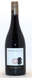 Willunga 100 Shiraz Grenache 2015 (12 x 750mL), McLaren Vale, SA.