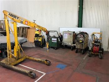 General maintenance Equipment