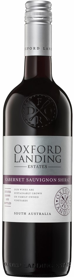 Oxford Landing Cabernet Shiraz 2016 (12 x 750mL), SA.