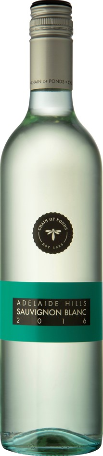 Chain of Ponds Adelaide Hills Sauvignon Blanc 2016 (12 x 750mL) SA