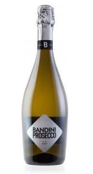 Bandini ProseccoBandini Prosecco NV (12 x 750mL), Italy.