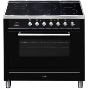 ILVE 90cm Freestanding Cooker: Electric