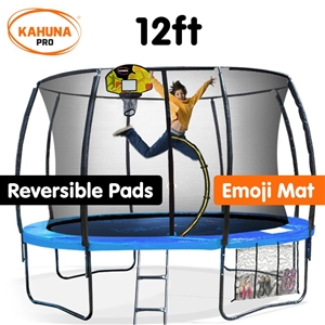 Kahuna Trampoline Pro 12ft - Reversible