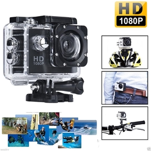 S6000 HD Waterproof Sports DV 1080P Acti