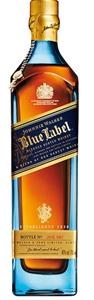 Johnnie Walker Blue Scotch Whisky (6 x 7
