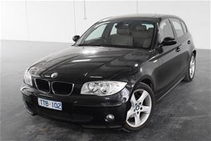 2005 BMW 120i E87 Automatic Hatchback, 228,008 km indicated Auction ...