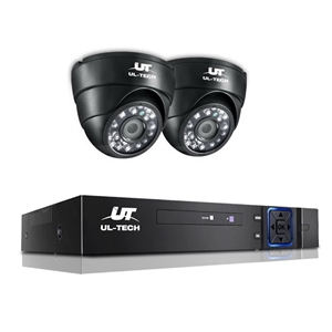 UL Tech 720P 4 Channel HDMI CCTV Securit