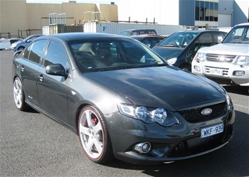 Unreserved 2008 Ford XR6 Turbo FG & 2001 Ford Escape XLT