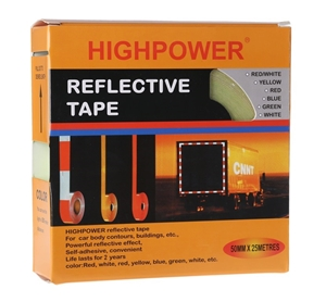 3 Rolls x Reflective Directional Tape 25